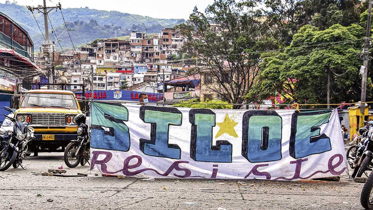 Estado colombiano para intentar negar las 11 muertes en el Paro Nacional colombiano