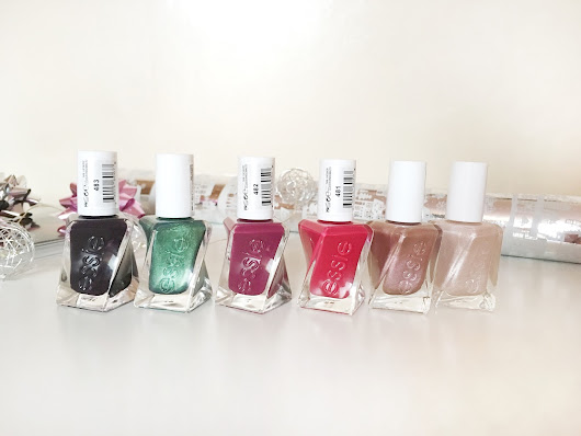 Essie Gel Couture Holiday Collection