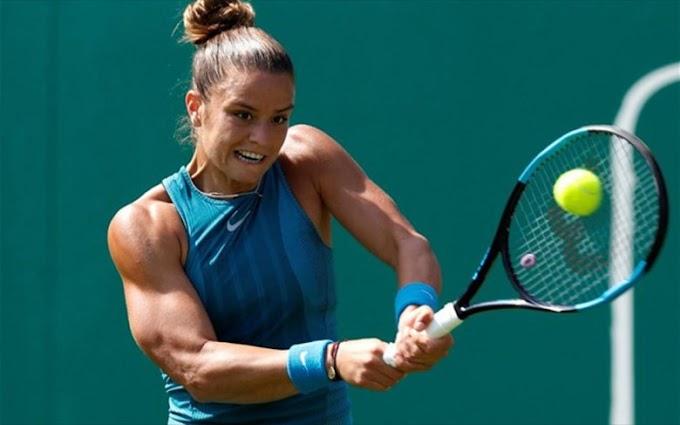 Για πρώτη φορά στους «16» του Roland Garros η Σάκκαρη
