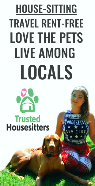 trustedhousesitters discount code