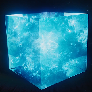 Tesseract Cube, Infinity Stones