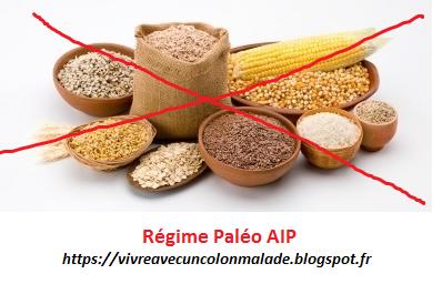 céréales et alimentation Paléo AIP