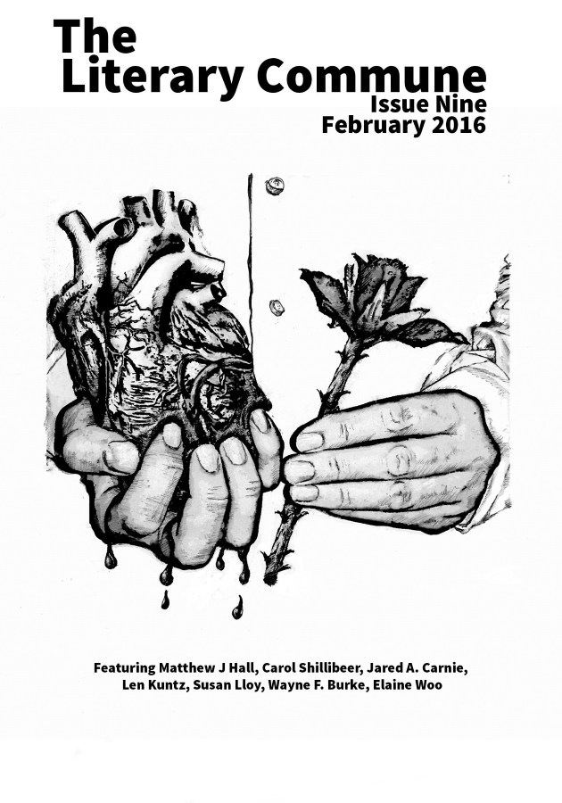 The Literary Commune: Issue 9