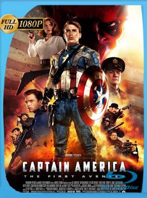 Capitan America El Primer Vengador (2011) HD [1080p] Latino [GoogleDrive] DizonHD