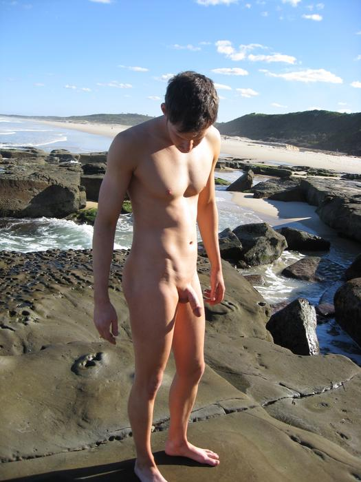 Nude beaches east coast