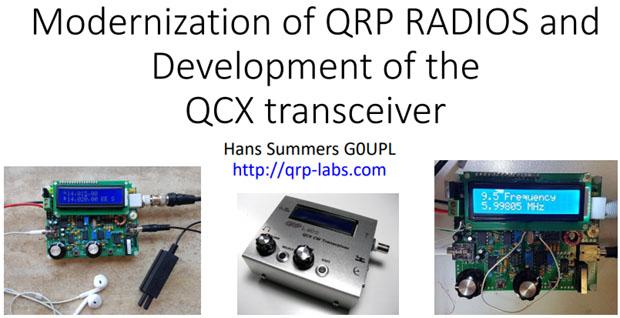EI7GL    A diary of amateur radio activity: Presentation