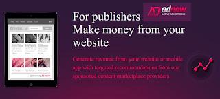 Adnow - Publicidad Nativa