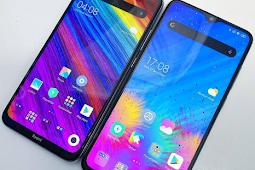 6 Smartphone murah harga 1 Jutaan Baterai Satu harian