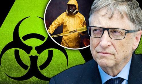 """Bill Gates diz que devemos nos preparar para um surto """"Uma pandemia pode exterminar 30 milhões de pessoas em seis meses"""""""
