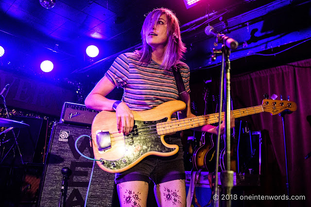 Weakened Friends at The Horseshoe Tavern on September 12, 2018 Photo by John Ordean at One In Ten Words oneintenwords.com toronto indie alternative live music blog concert photography pictures photos