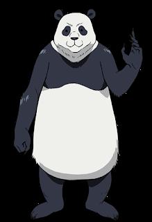 แพนด้า (Panda: パンダ) @ Jujutsu Kaisen มหาเวทย์ผนึกมาร
