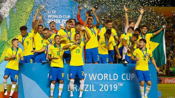 Dramatic Win Sees Brazil Clinch U17 World Cup Title