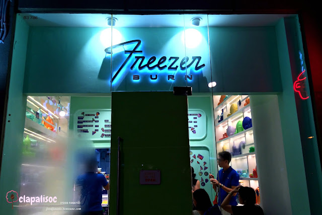 Freezer Burn Bonifacio High Street