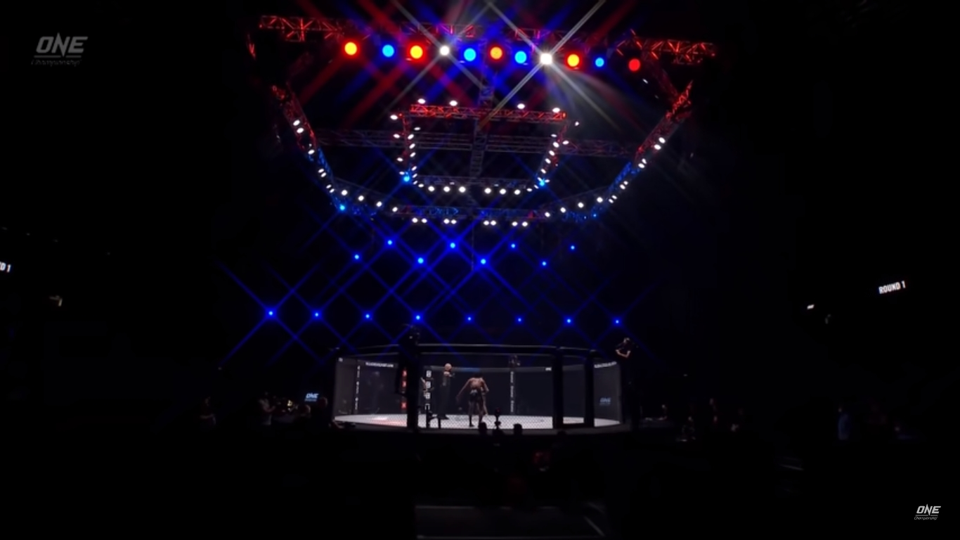 Demetrious Johnson knocked out by Adriano Moraes in ONE Championship title bout