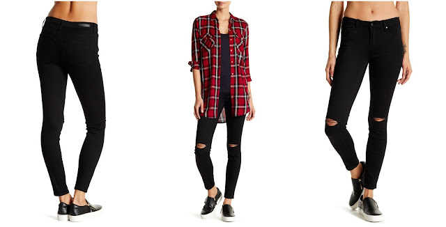 Articles of Society Sarah Slit Skinny Jeans $40 (reg $64)