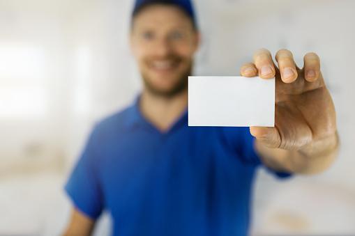 Business card maker free