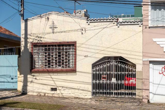 Outra fachada bonita na Pe. Agostinho