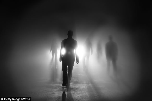 When spirits visit you in a dream, they have a translucent quality to them. - Signs Your Deceased Loved One Is Still Nearby.