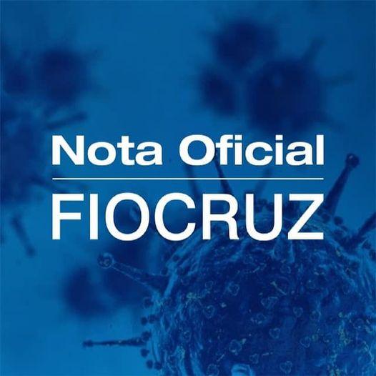 Nota da FioCruz confirma investigação sobre coágulos provocado por vacina