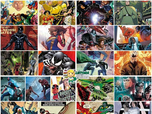 [Atualizada] Lançamentos: Panini Comics - Marvel Comics (incluindo Star Wars)