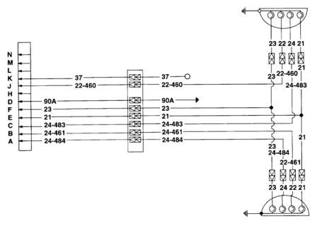 m416 wiring diagram 7k schwabenschamanen de \u2022 Wiring Lighted Doorbell Button m416 wiring diagram wiring diagram rh 73 fomly be