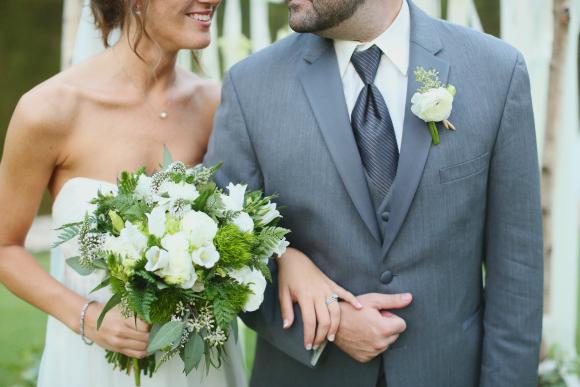 Wedding Bouquet (Photo: J. Woodbery Photography)