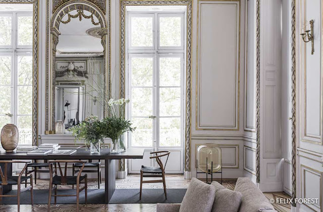 Classic French Apartment | Historic Building