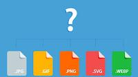 Differenze tra formati dei file immagine (JPG, PNG, GIF ecc.)