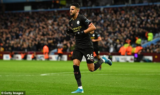 Guardiola says Mahrez cannot get injured due to having no muscles in his legs😂😂