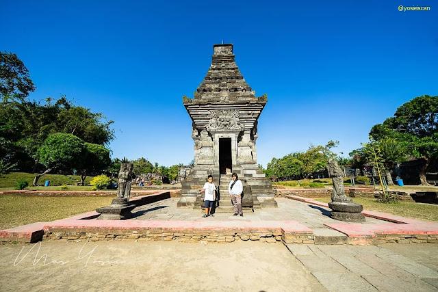 Wisata Sejarah Candi Penataran Blitar : Menggali Jejak Sejarah Nusantara di Blitar