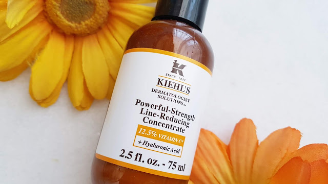 Powerful-Strength Line-Reducing Concentrate de Kiehl´s