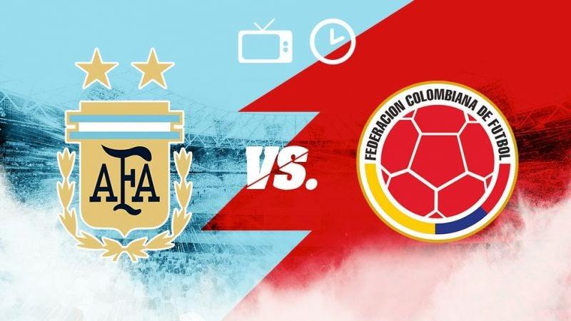 مشاهدة مباراة الأرجنتين و كولومبيا 15-06-2019 كوبا أمريكا