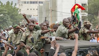 مالي، انقلاب، الغارديان، حربوشة نيوز