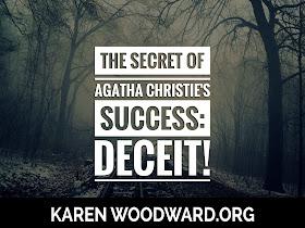 The Secret of Agatha Christie's Success: Deceit!