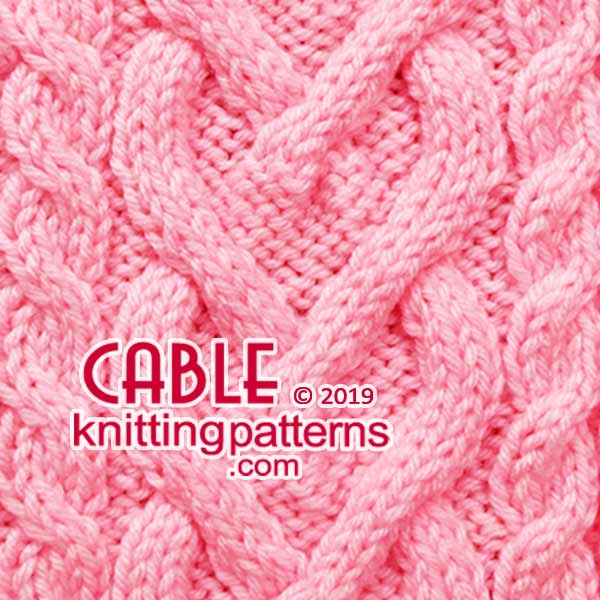 Knitted Cables. #CableKnitting Patterns