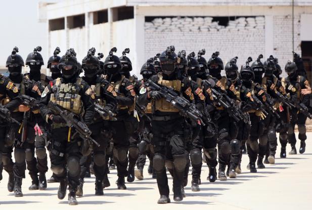 Οι ΗΠΑ διακόπτουν την εκπαίδευση των ιρακινών δυνάμεων ασφαλείας