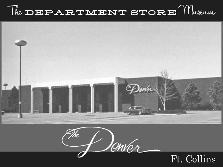 The Department Store Museum The Denver Denver Colorado