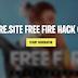 dc.freefire.site cara menambah Diamonds dan Coins Gratis di free fire  2019