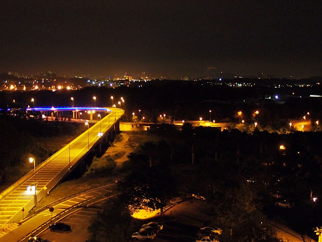 Aroi Dee Thai Restaurant Putrajaya Palm Garden Hotel IOI Resort KL Night View
