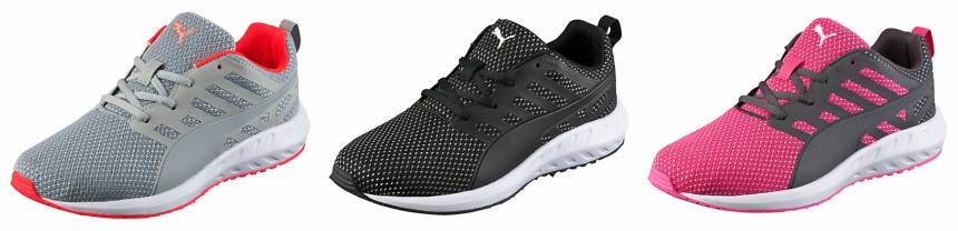 Puma Flare Mesh Running Shoes for only $45 (reg $70)!