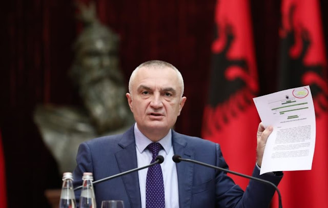 President Meta sues Albanian Government over the decision of the demolition of the 80-years old National Theater