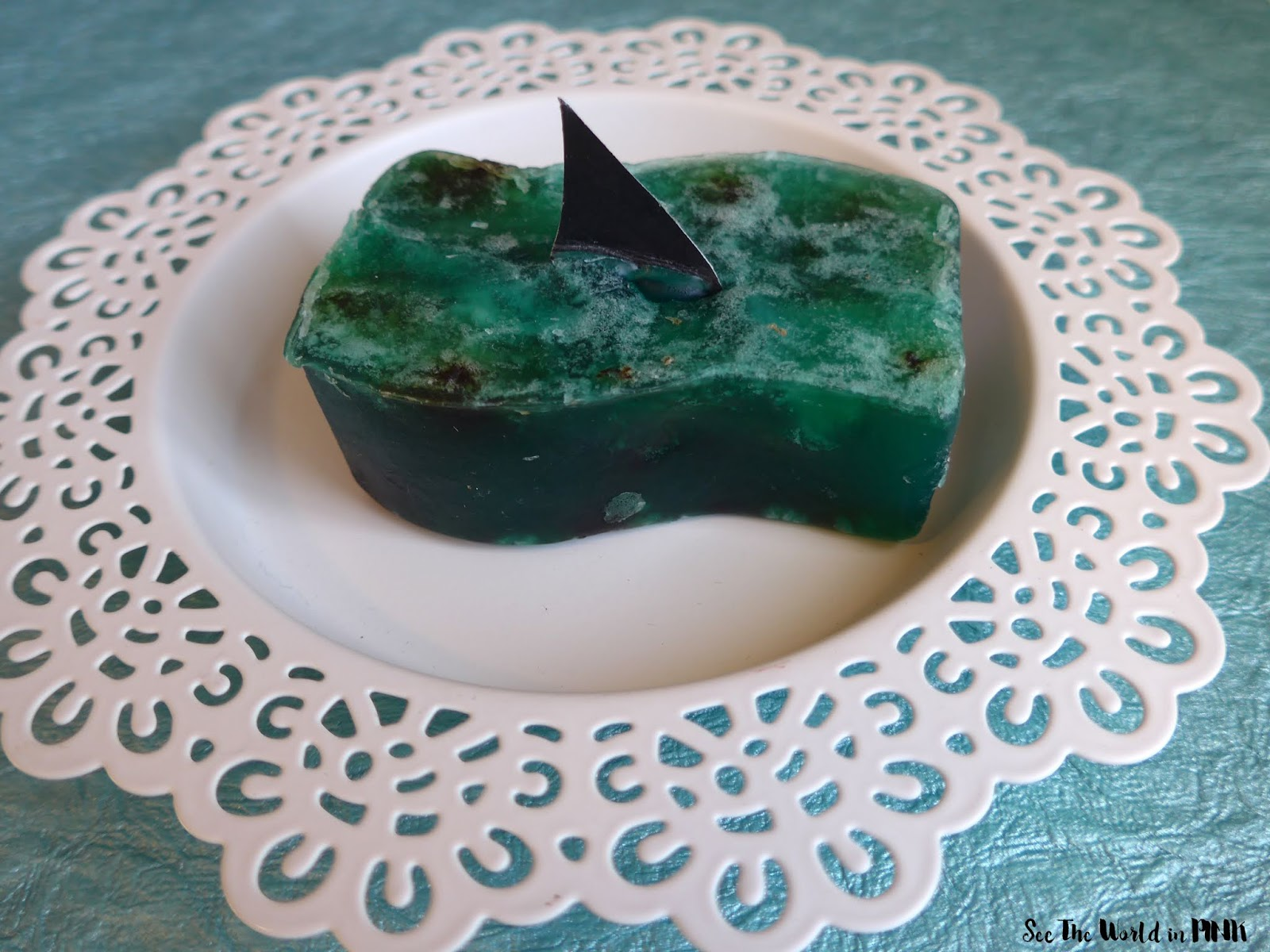 Shark Week - Lush's Shark Fin Soap and Working To #SaveSharks