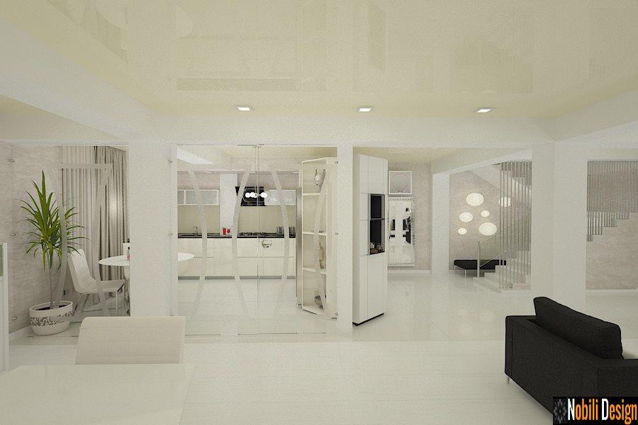 Amenajari interioare living modern mobilier modern for Mobilier moderne