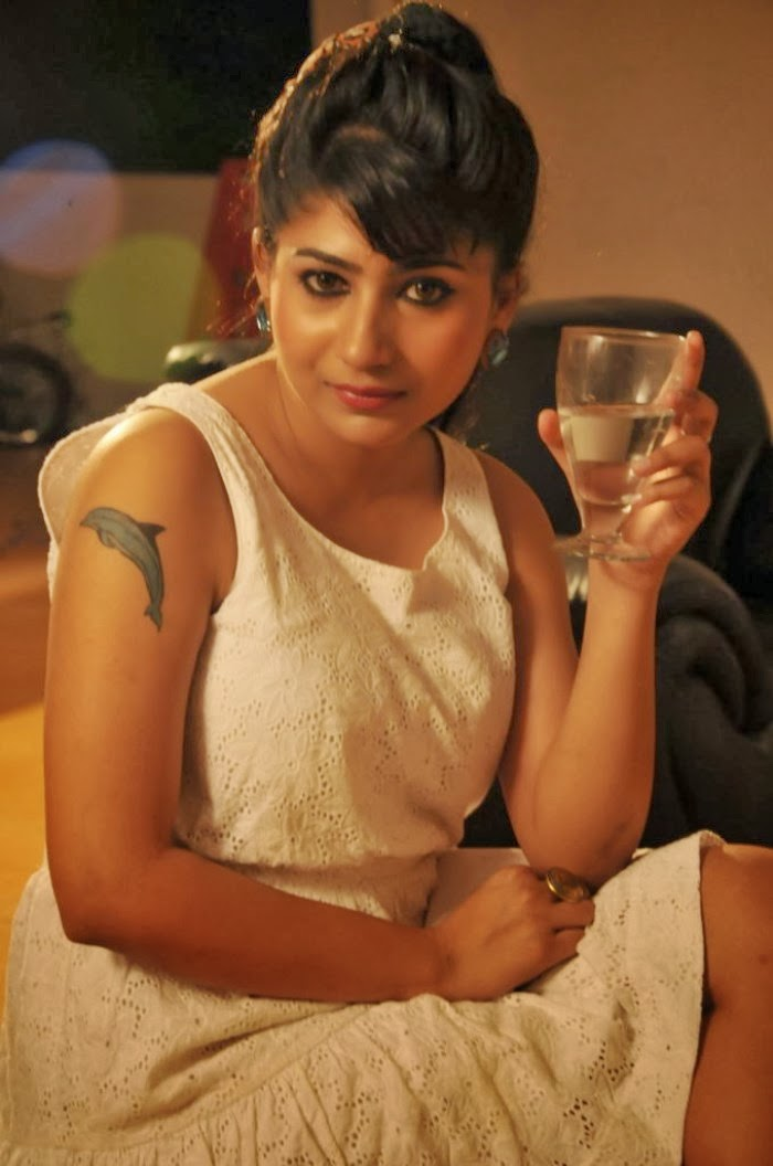 Madhulagna das photos in after drink telugu movie