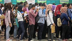 Miris, Pengangguran Indonesia Tertinggi Ke-2 di Asia Tenggara