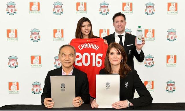 El Liverpool apuesta por Tailandia