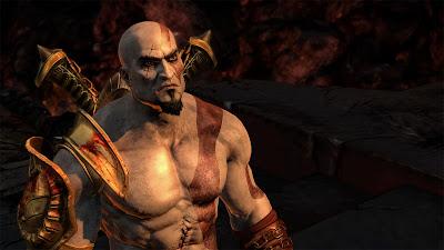 Cara Cheat game God of War 3 di PS3 dan PS4