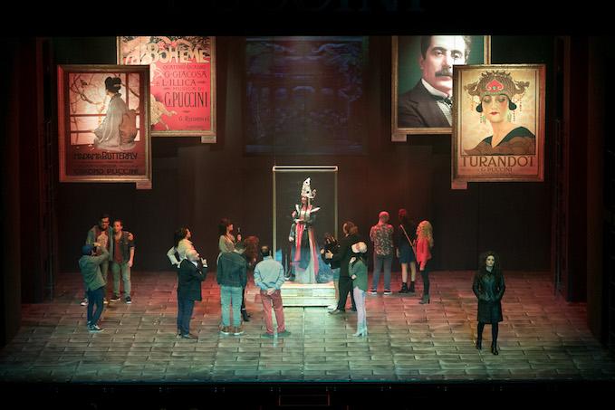 La magia della regina Turandot in scena al Teatro Brancaccio