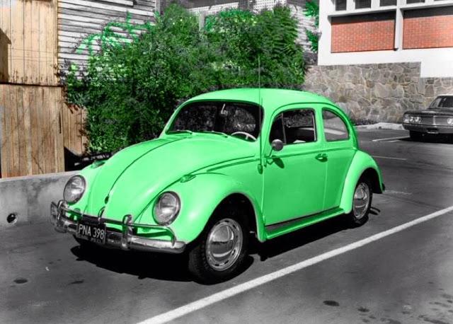 The Zodiac Killer Enigma Cheri Bates car In Color