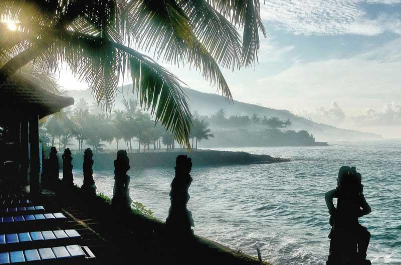 Rute Lokasi Kawasan Wisata Candidasa Bali